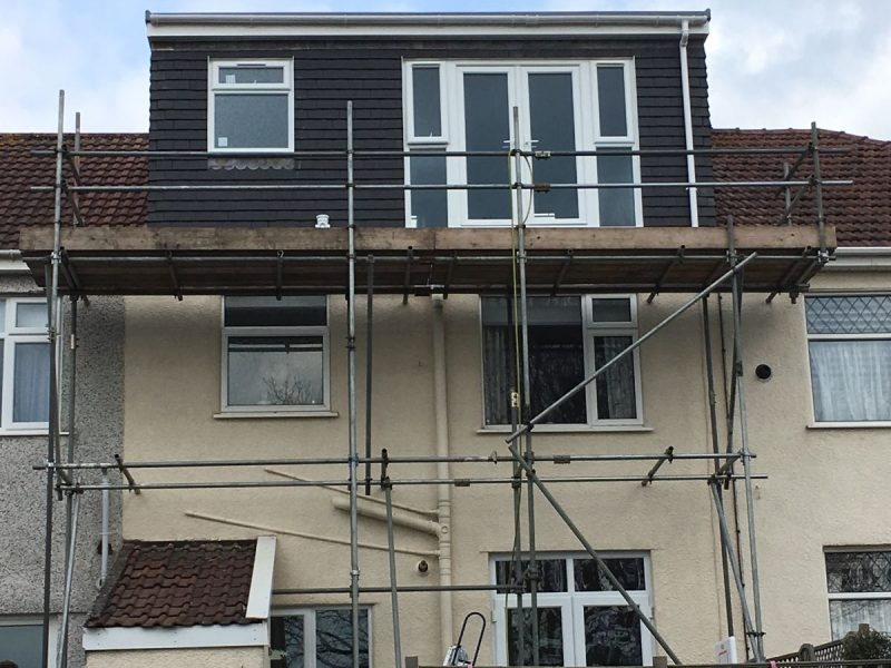 Flat Roof Dormer Loft Conversion in Bristol