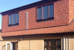 A flat roof Dormer loft conversion in Bristol