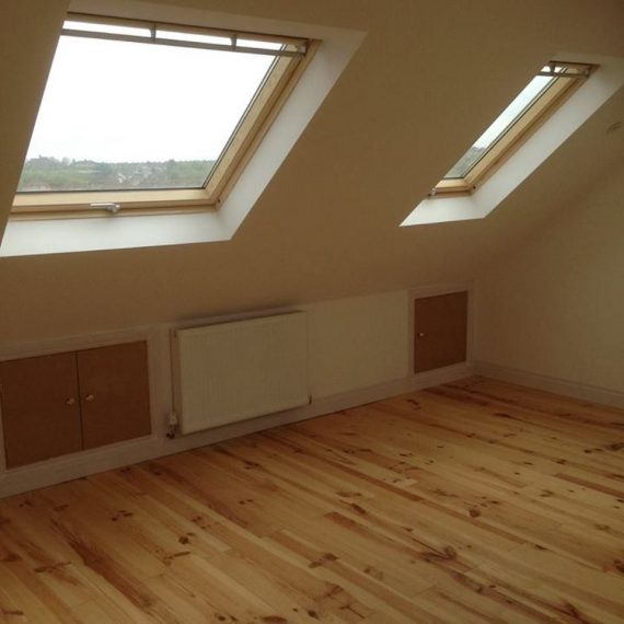 A Velux loft conversion in Bristol
